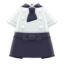 Chef's Outfit (Black) NH Icon.png