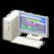 Desktop Computer (White - Digital Audio Workstation) NH Icon.png