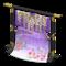 Elaborate Kimono Stand (Wisteria) NH Icon.png