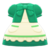 Fairy-Tale Dress (Green) NH Icon.png