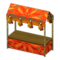 Festivale Stall (Red) NH Icon.png