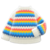 Rainbow Sweater (White) NH Icon.png