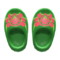 Wooden Clogs (Green) NH Icon.png