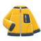 Boa Fleece (Yellow) NH Icon.png