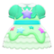 Dreamy Dress (Green) NH Icon.png