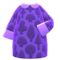 Forest-Print Dress (Purple) NH Icon.png