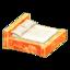 Frozen Bed (Ice Orange - White)