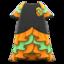 Rumba Dress (Orange) NH Icon.png