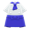 Chef's Outfit (Blue) NH Icon.png