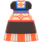 Milkmaid Dress (Red) NH Icon.png