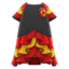 Rumba Dress (Red) NH Icon.png