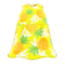 Tropical Muumuu (Yellow) NH Icon.png