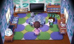 Carmen's house interior