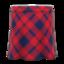 Long Plaid Skirt