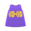 Muscle Tank (Purple) NH Icon.png