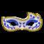 Elegant Masquerade Mask (Blue) NH Icon.png