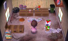Jacob's house interior