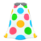 Marble-Dots Dress (White) NH Icon.png
