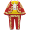 Mariachi Clothing (Red) NH Icon.png