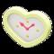 Cute Wall-Mounted Clock (Yellow) NH Icon.png