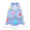 Festive-Tree Dress (Silver) NH Icon.png