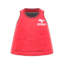 Fitness Tank (Red) NH Icon.png