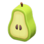 Pear Wardrobe (La France) NH Icon.png