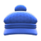 Pom Casquette (Blue) NH Icon.png