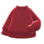 Sweatshirt (Red) NH Icon.png