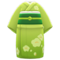 Blossoming Kimono (Green Tea) NH Icon.png