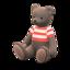Mama Bear (Choco - Red Stripes)