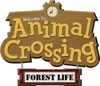 Animal Crossing- Forest Life (logo).png