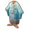 Aqua Haori and Hakama PC Icon.png