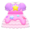 Dreamy Dress (Pink) NH Icon.png