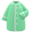 Pajama Dress (Green) NH Icon.png