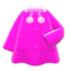 Poncho Coat (Pink) NH Icon.png