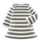 Striped Dress (Black) NH Icon.png