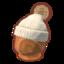 White Pom-Pom Beanie PC Icon.png