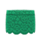 Floral Lace Skirt (Green) NH Icon.png