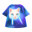 Meme Shirt (Blue) NH Icon.png