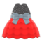 Bubble-Skirt Party Dress (Red) NH Icon.png