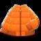 Down Jacket (Orange) NH Icon.png