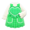 Heart Apron (Green) NH Icon.png