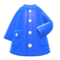 Raincoat (Blue) NH Icon.png