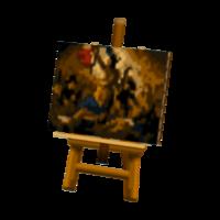 Worthy Painting