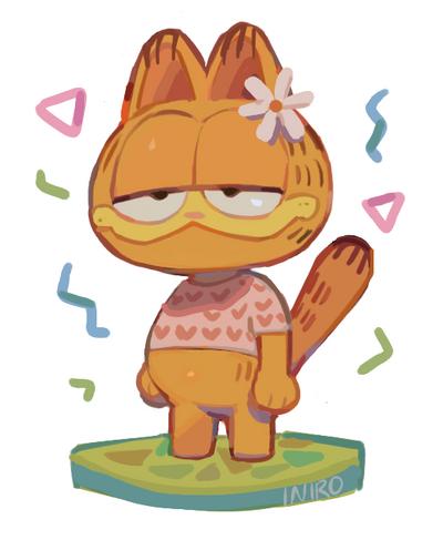 Garfield by iniro
