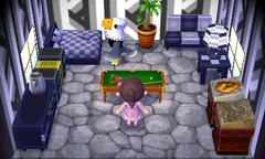 Apollo's house interior