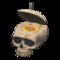Throwback Skull Radio (Ash) NH Icon.png