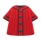 Baseball Shirt (Red) NH Icon.png