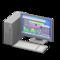 Desktop Computer (Silver - Digital Audio Workstation) NH Icon.png